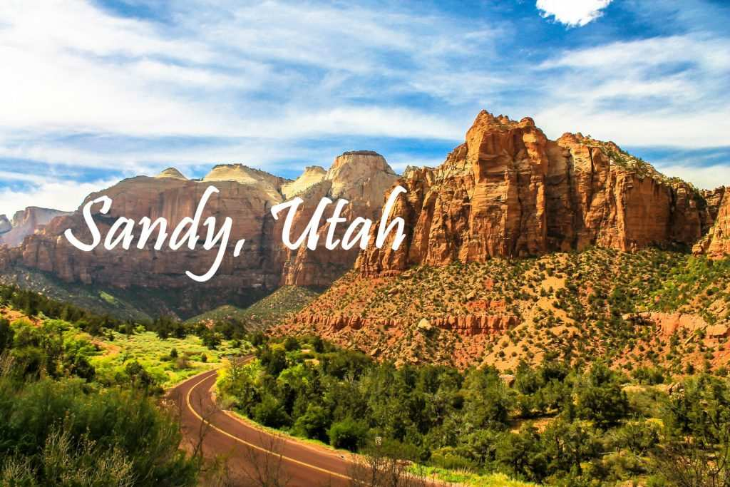 Sandy Movers Moving Company In Sandy Utah