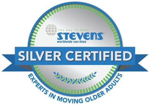 Stevens Silver Certified Badge