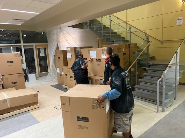 Two Man Movers College Move